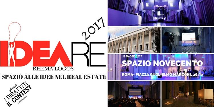 IDEARE 2017 Roma